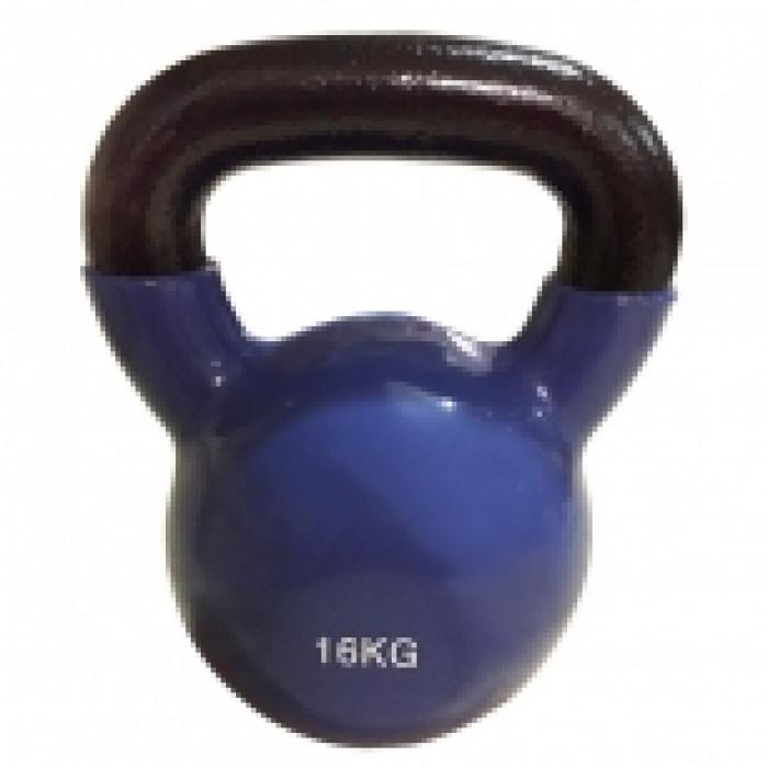 Гиря виниловая Rising 16 кг (DB2174-16)